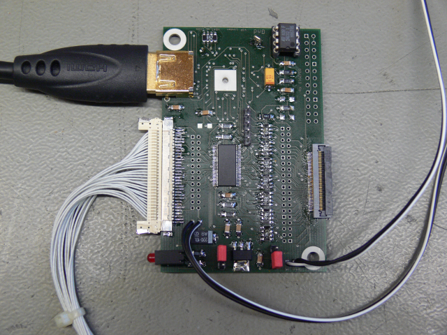 HDMI-to-LVDS-Interface